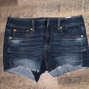 American Eagle shortie shorts!